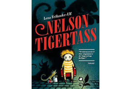 Nelson tigertass - pärmbild