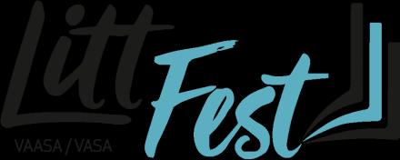 Vaasa Littfest -logo