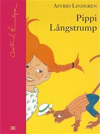 Pippi Långstrump - pärmbild