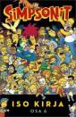 Simpsonit - iso kirja. Osa 6