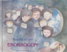 Ekorrögon - bokens omslagsbild