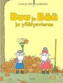 Bu och Bä får besök