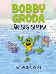 Bobby Groda lär sig simma