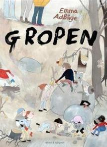 Emma AdBåge: Gropen omslagsbild