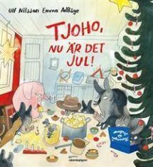 Tjoho, nu är det jul