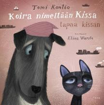 Koira nimeltään Kissa tapaa kissan