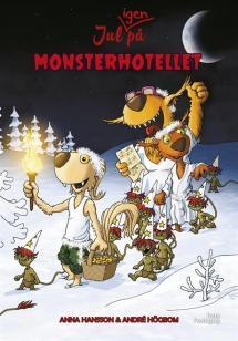 Jul igen på Monsterhotellet