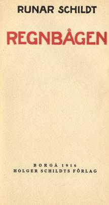 Regnbågen (1916)