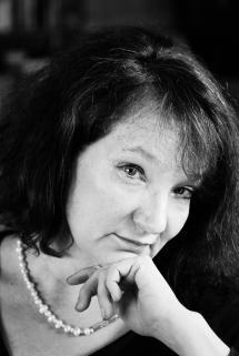 Monika Fagerholm © Ida Pimenoff