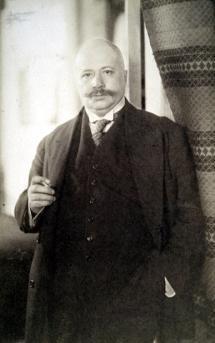 Hjalmar Procopé / Museiverket