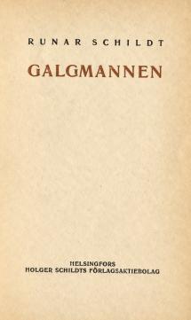 Galgmannen (1922)