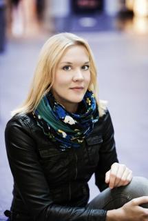 Johanna Holmström © Cata Portin