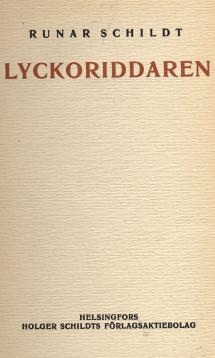 Lyckoriddaren (1923)