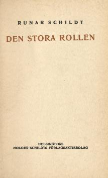 Den stora rollen (1923)