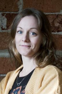 Lena Frölander-Ulf, Foto: Ida-Lina Nyholm / Schildts & Söderströms