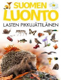 Suomen luonto - lasten pikkujättiläinen