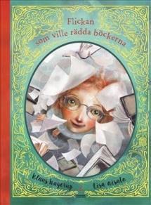 Flickan som ville rädda böckerna omslagsbild
