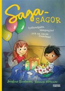 Saga-sagor - pärmbild