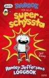 Dagbok för alla superschyssta - pärmbild