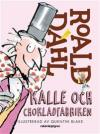 Kalle och chokladfabriken - pärmbild