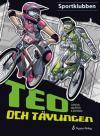 Teo och tävlingen - pärmbild